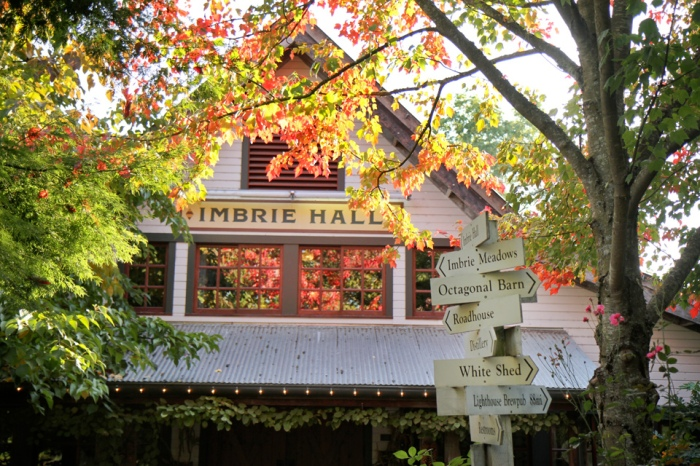 Imbrie Hall
